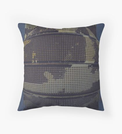 Egg Container Two Throw Pillow