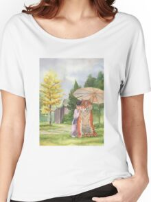 Little Shifu and Tiger Women's Relaxed Fit T-Shirt