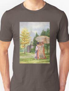 Little Shifu and Tiger Unisex T-Shirt