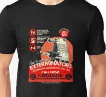 Dalek Exterminators Unisex T-Shirt