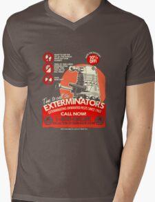 Dalek Exterminators Mens V-Neck T-Shirt