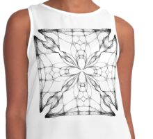 Clear The Cobwebs Contrast Tank