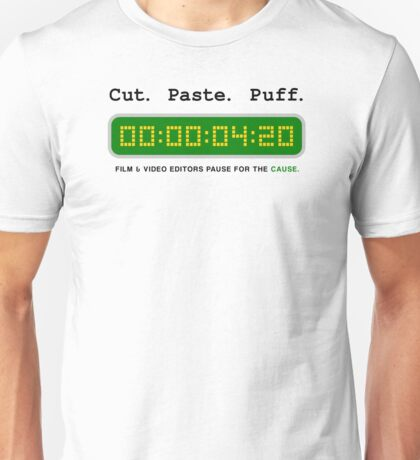 Cut Paste Puff Unisex T-Shirt