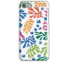Henri Matisse Cut-Out iPhone Case/Skin