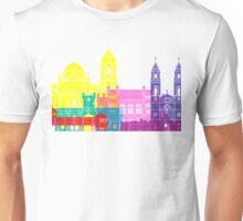 Cadiz skyline pop Unisex T-Shirt
