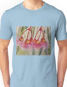Gum Blossoms  Unisex T-Shirt