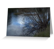 A Storm Approaches Greeting Card