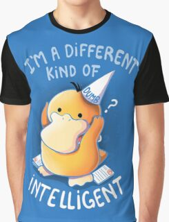 Dumb but Intelligent Graphic T-Shirt