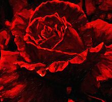 Crimson Passion by Rassy