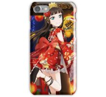 KUROSAWA DIA #4 iPhone Case/Skin