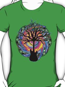 """""""Psychedelic Sonic Cyclone""""   ( surreal guitar art) T-Shirt"""