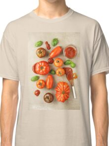 Tomatoes for tomato ketchup Classic T-Shirt