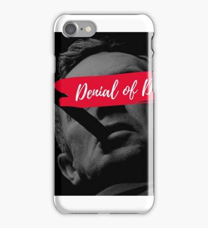 Denial of Death iPhone Case/Skin