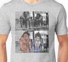 Arnold/Franco - Goku/Vegeta Unisex T-Shirt