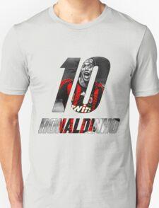 Ronaldinho No. 10 Tee Unisex T-Shirt