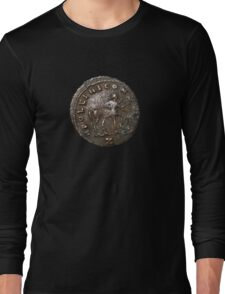 Ancient Roman Coin - THE CENTAUR Long Sleeve T-Shirt