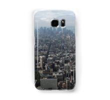 New York Rooftops Samsung Galaxy Case/Skin