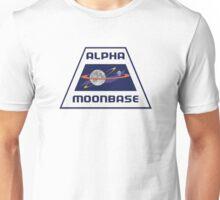 Space 1999 Alpha Moonbase crest Unisex T-Shirt