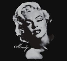 Marilyn Shirt by TBDesigns