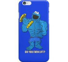 The Cookie Lifts iPhone Case/Skin