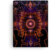 As Above, So Below Canvas Print