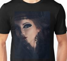 Gothic woman style  Unisex T-Shirt