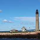 Petite Manan Island Lighthouse by virginian