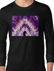 """Young Love"" - visionary art Long Sleeve T-Shirt"