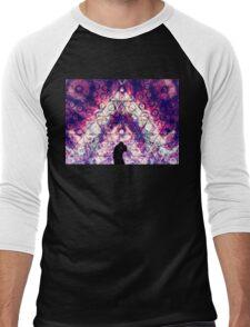 """Young Love"" - visionary art Men's Baseball ¾ T-Shirt"