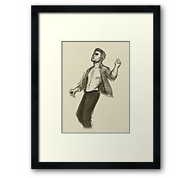 Thank you, Tommo. Framed Print