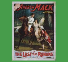 Performing Arts Posters The singing comedian Andrew Mack in the The last of the Rohans by Ramsay Morris 2026 Kids Tee