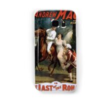 Performing Arts Posters The singing comedian Andrew Mack in the The last of the Rohans by Ramsay Morris 2026 Samsung Galaxy Case/Skin