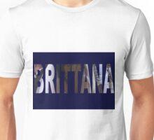 Brittana (BLUE) Unisex T-Shirt
