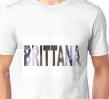 Brittana (WHITE) Unisex T-Shirt
