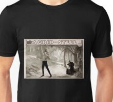 Performing Arts Posters The successful romantic drama A grip of steel 1084 Unisex T-Shirt