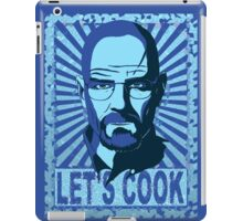 Let's Cook iPad Case/Skin