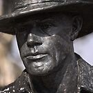 Sculpture in front of the Australian War Memorial (3) by Wolf Sverak