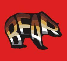 Bear (Morphed Black) T-Shirt