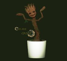 We Are Groot by alice9