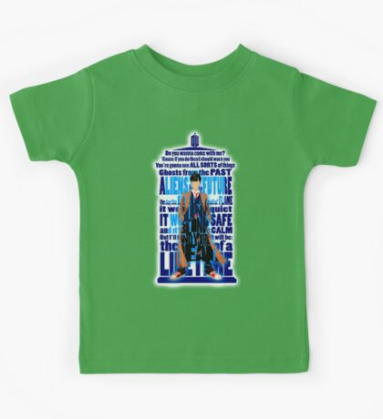 An Angel with all star red converse Shoes typograph Kids Tee