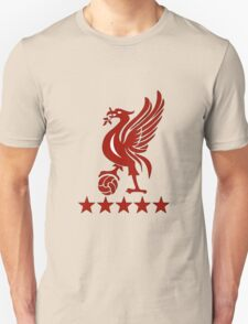 Liverpool Bird Unisex T-Shirt