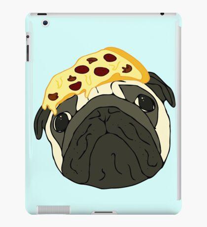 pizza pug iPad Case/Skin