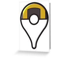 Pokémon Go - Ultra Ball! Greeting Card