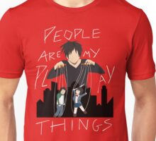 People Are My Playthings Unisex T-Shirt