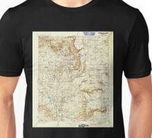 USGS TOPO Map Arizona AZ Camp Verde 315338 1936 125000 Unisex T-Shirt