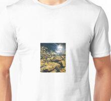 Mountain pool Unisex T-Shirt