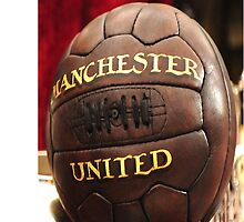 Manchester-United by Victor Egidio