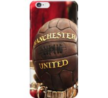 Manchester-United iPhone Case/Skin
