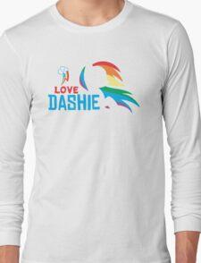 I LOVE DASHIE Long Sleeve T-Shirt