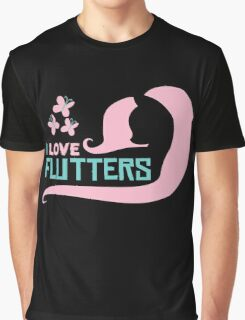 I LOVE FLUTTERSHY Graphic T-Shirt